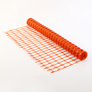 Removable Orange Outdoor Safety Fence