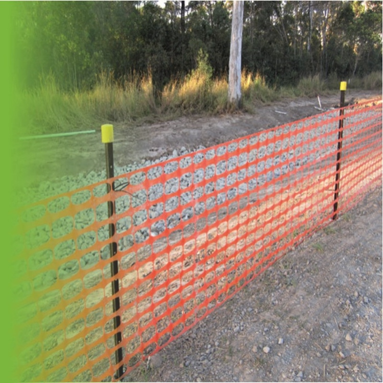 Non-corrosive Green Yard Construction Fence
