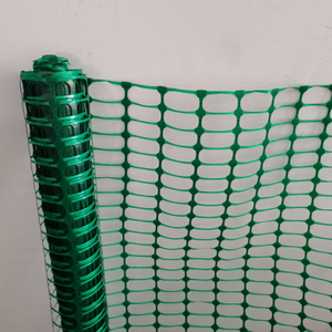 rustproof green Outdoor Safety Fence