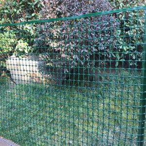 40x40 Orange Color Plastic Mesh Garden Mesh
