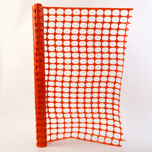 China Manufacturer Factory PE Safety Fence Construction Netting