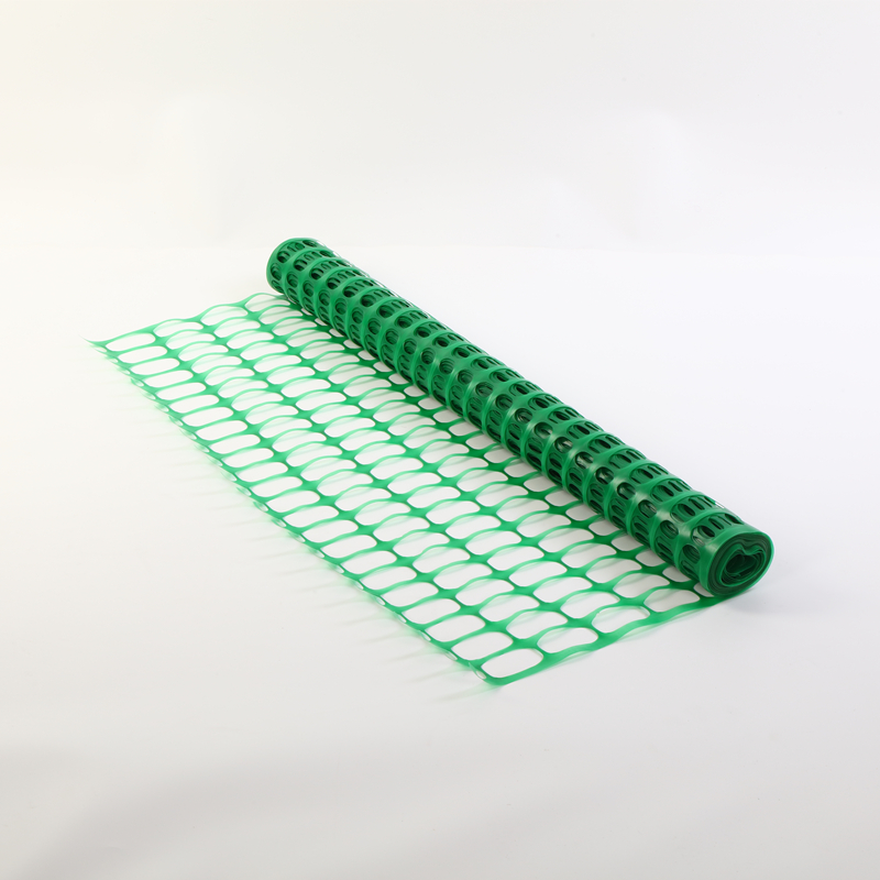 Weatherproof Green Yard Construction Fence